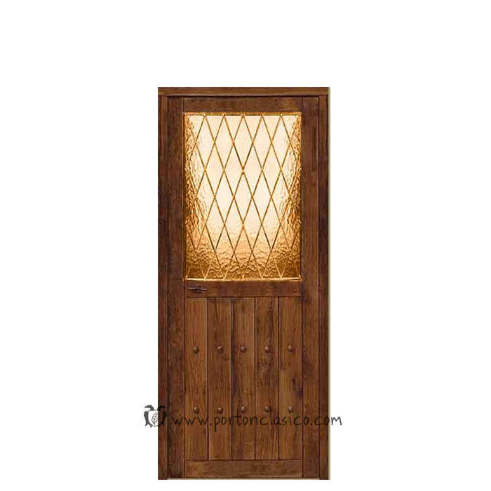 Puerta rústica de interior Guadamur