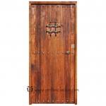 Porte rustique Pals