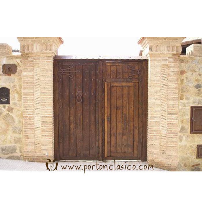 Portón Zarauz (Jaén)