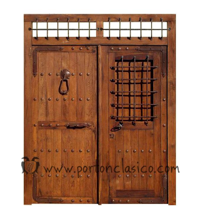 Klassische Türen Guadamur 250x200x8