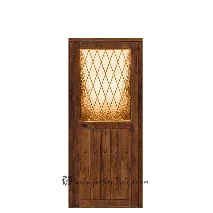 Porte intérieure Guadamur 205x76x4 Battant 70cm