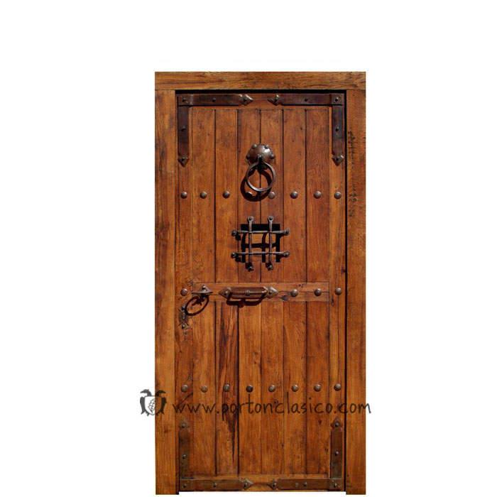 Puerta rústica Guadamur
