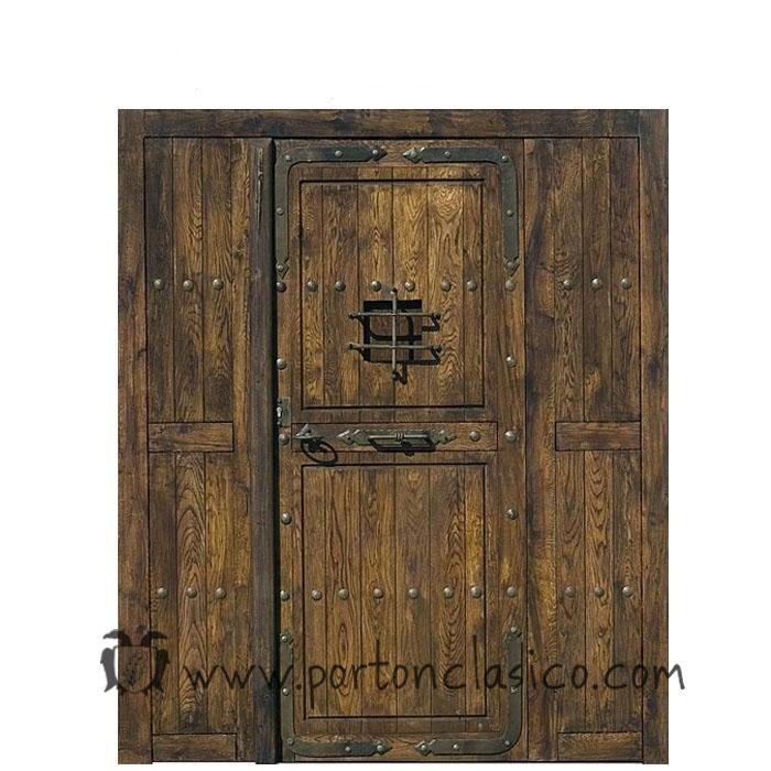 Puerta de exterior Sefarad