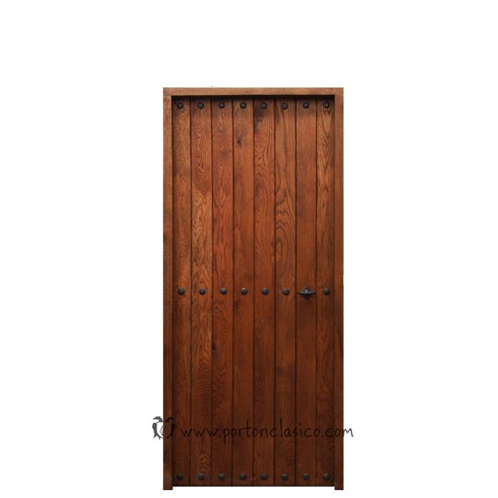 Porte intérieure Pals 205x76x4 Battant 70cm