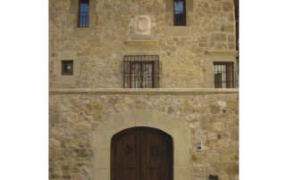 Portón arco carpanel (Cáceres)