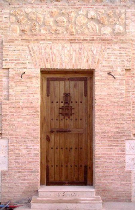 Puerta Rústica Guadamur (Cuenca)