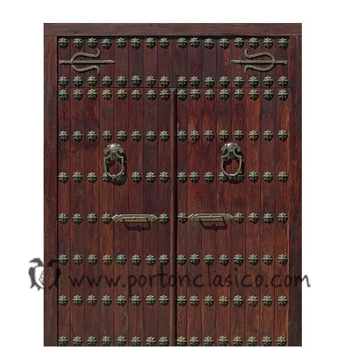 Portão Alhambra 250x220x8