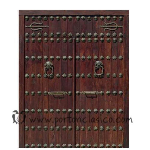 Klassische Türen Ahlambra 250x200x8