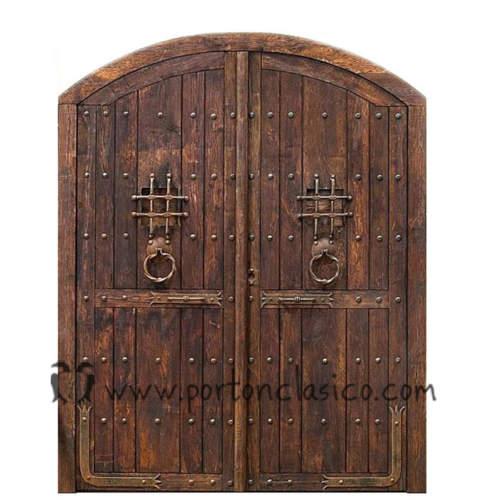 Portão Burguete 250x200x8