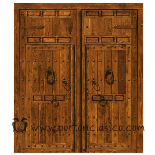 Porte ancienne Sevilla 206x220x8