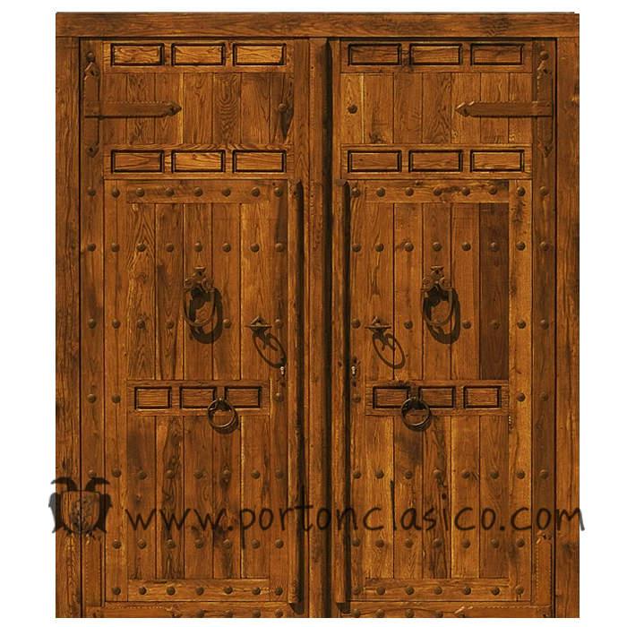 Klassische Türen Sevilla 206x220x8