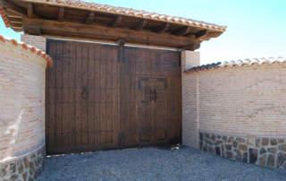 Portón Zarauz (Ciudad Real)