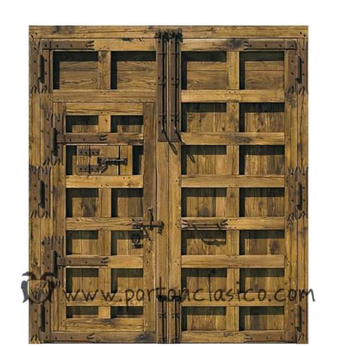 Portón Almonacid 250x220x8