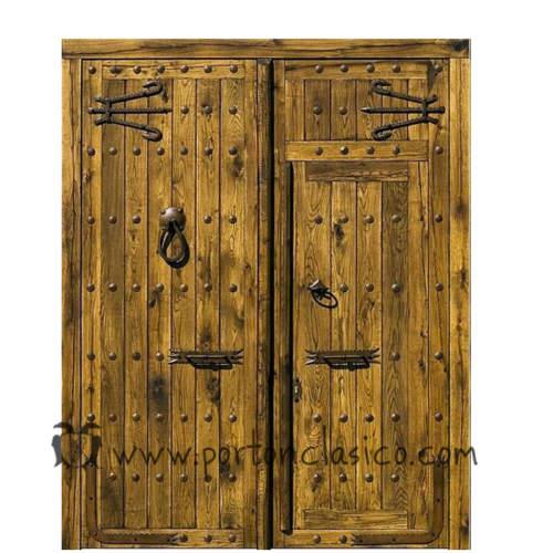 Klassische Türen Zarauz 250x200x8