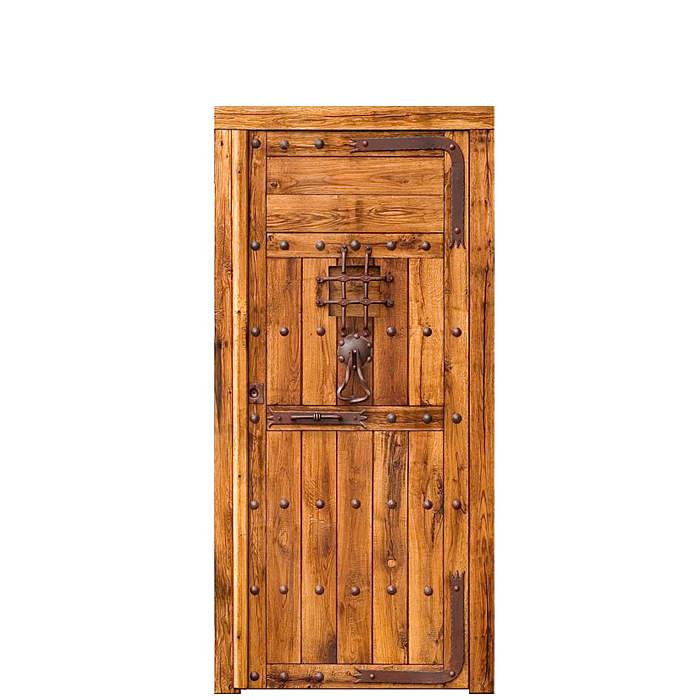 Porte rustique Almonacid 220x110x8