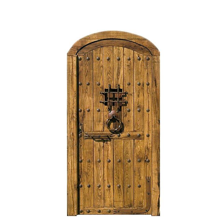 Porte rustique Burguete 220x110x8