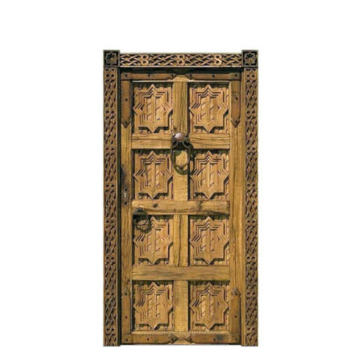 Porte rustique Fez 220x110x8