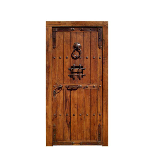 Porte rustique Guadamur 220x110x8