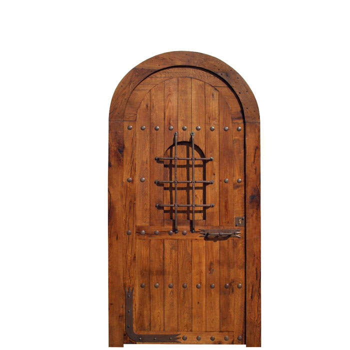 Porte rustique Mojacar 220x120x8