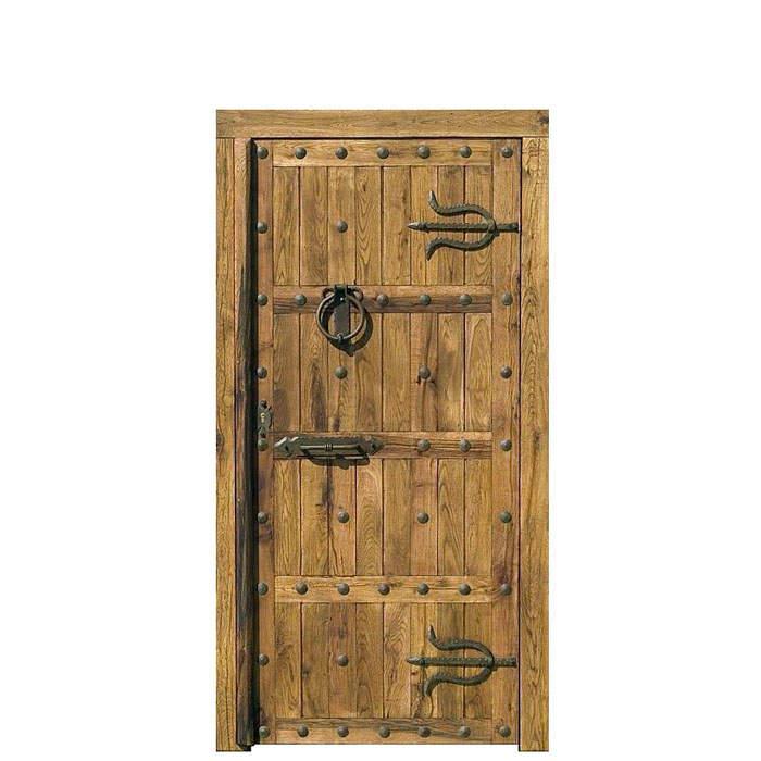 puerta rustica toledo